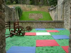 Jardim dos quadrados