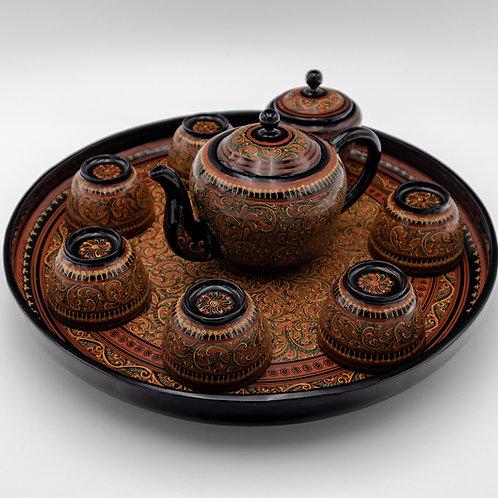 Tea Set (Traditional) 2