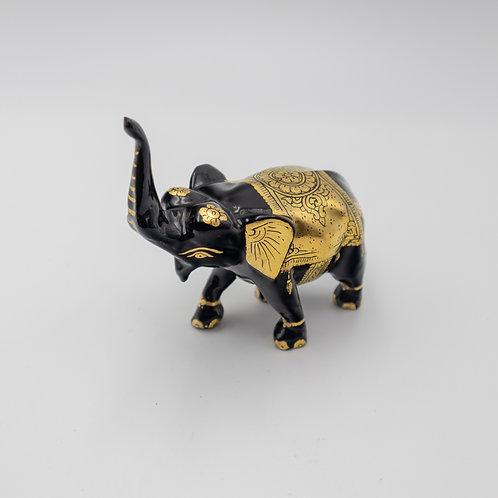 """3"""" Golden Elephant"""