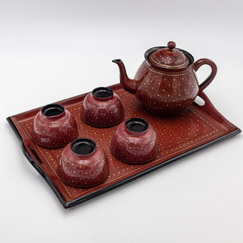 Tea Set (Colour)