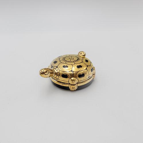 """3"""" Golden Tortoise"""
