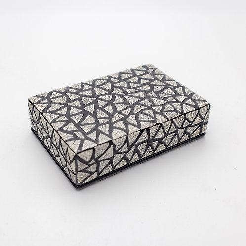 Business Card Box (Egg Shell)