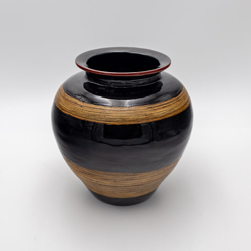 """8"""" Bamboo Pot"""