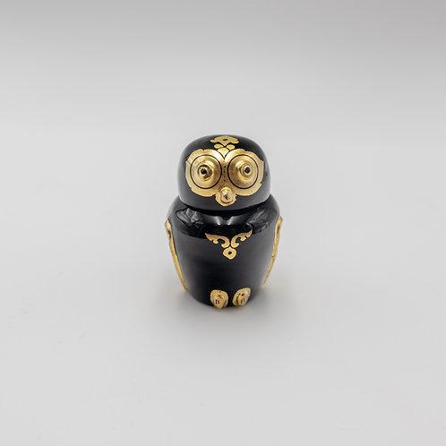 "3"" gold owl 2"