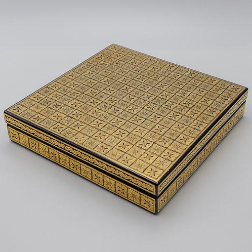 """10"""" x 10"""" Golden Box"""