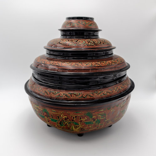 """15"""" Offering Bowl ( Traditional Palo Daung)"""