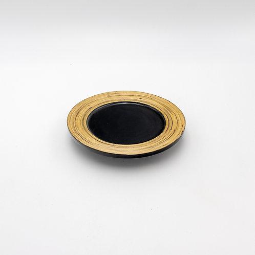 "6"" Bamboo Plate"