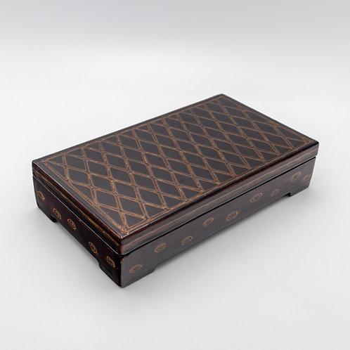 "11"" x 6"" Japanese Design Box"