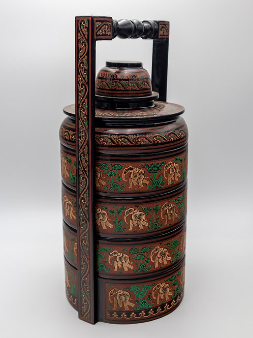 """8"""" Lunch Box (Traditional)"""