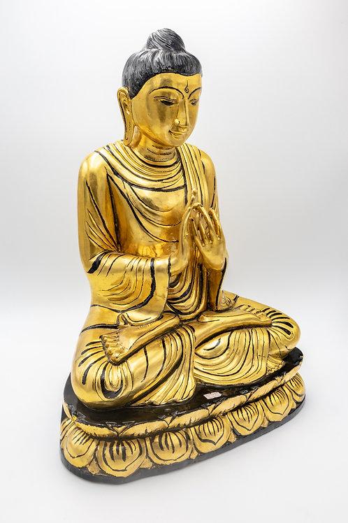 """21"""" Golden Buddha"""