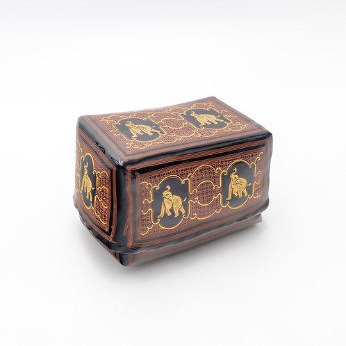 "4"" x 3"" Traditional Box"