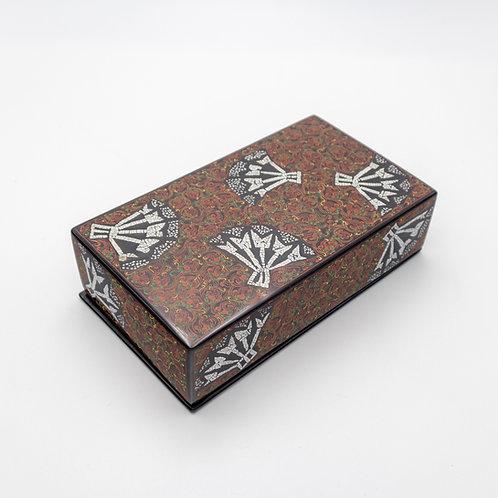 "8"" x 5"" Box (Egg Shell Traditional)"