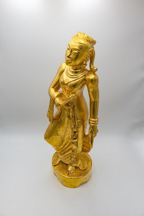 2ft Golden Princess (Dancer)
