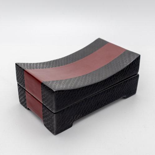 "7"" x 4"" Black Box"