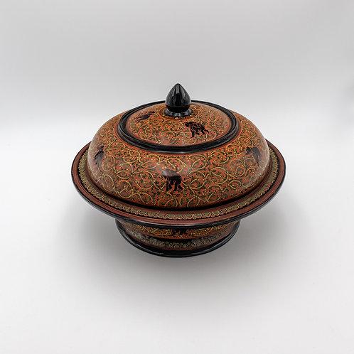 """9"""" Rice Bowl (Traditional Desing)"""