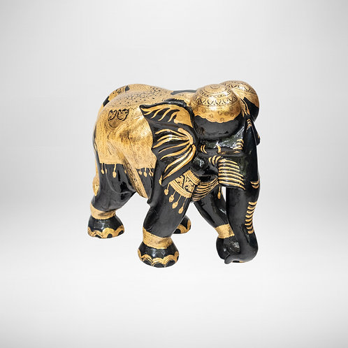 "18"" Golden Elephant"