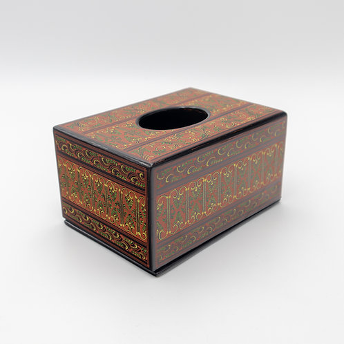 Traditional Tissue Box