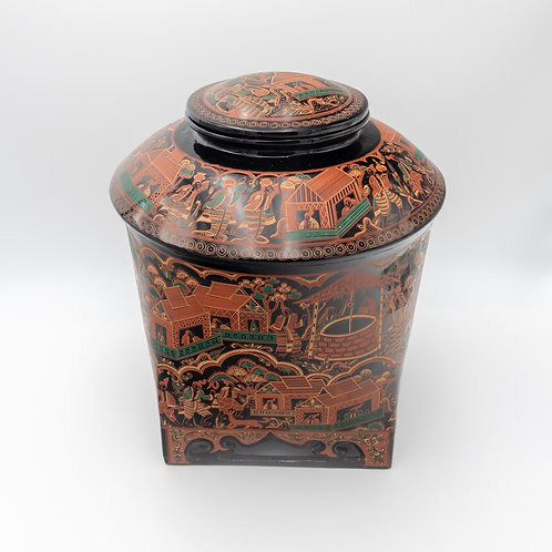 Traditional Oil Pot