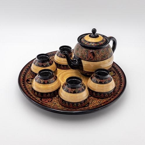 Bamboo Tea Set (Traditional)