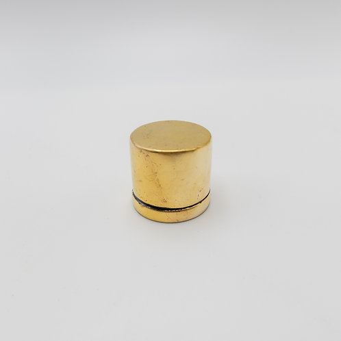 "2"" Small Box With Gold"