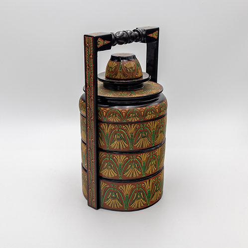 """6"""" Lunch Box (Traditional)"""