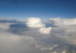 Series Clouds Gatherings IX