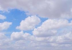 Series Clouds Gatherings VII