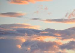 Series Clouds Gatherings IV