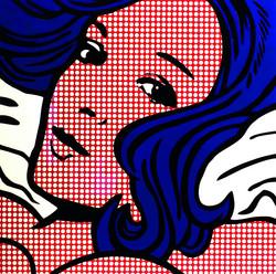 A Namorada Francesa de Roy Blue Hair
