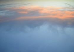 Series Clouds Gatherings XV