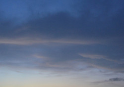 Series Clouds Gatherings X