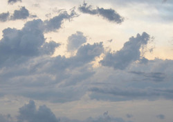 Series Clouds Gatherings V