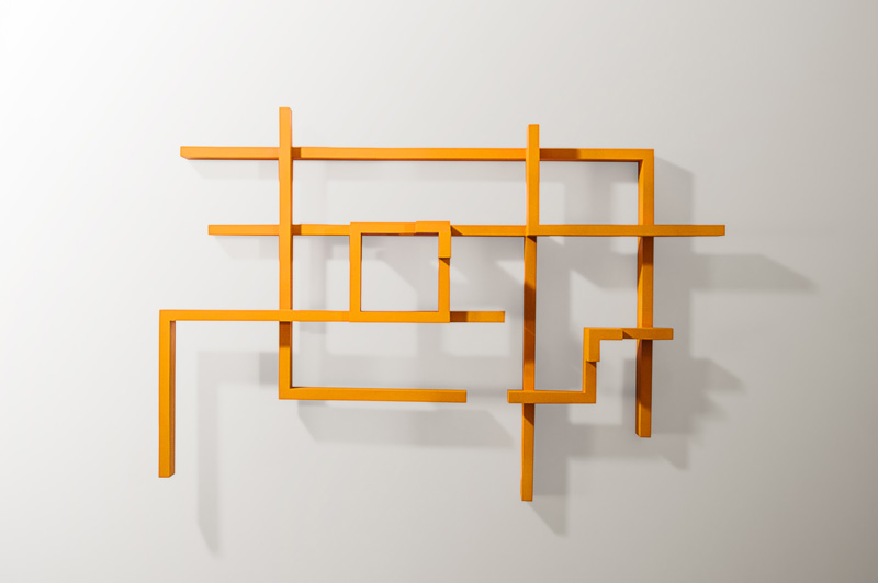 Vanishing Point (wall sculpture)