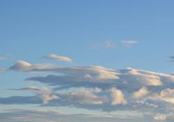 Series Clouds Gatherings XXII