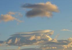 Series Clouds Gatherings VIII