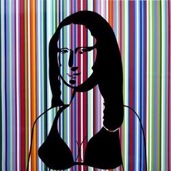 Mona Lisa Black Colors