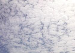 Series Clouds Gatherings XVIII