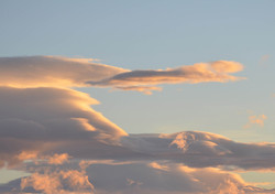 Series Clouds Gatherings XII
