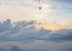 Series Clouds Gatherings XXI