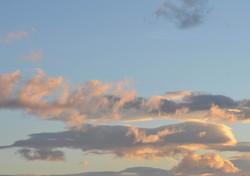 Series Clouds Gatherings XI