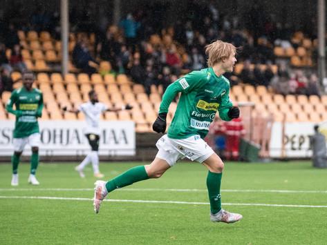 Ottelutärpit kauden viimeiseen otteluun, PK-35 - KPV