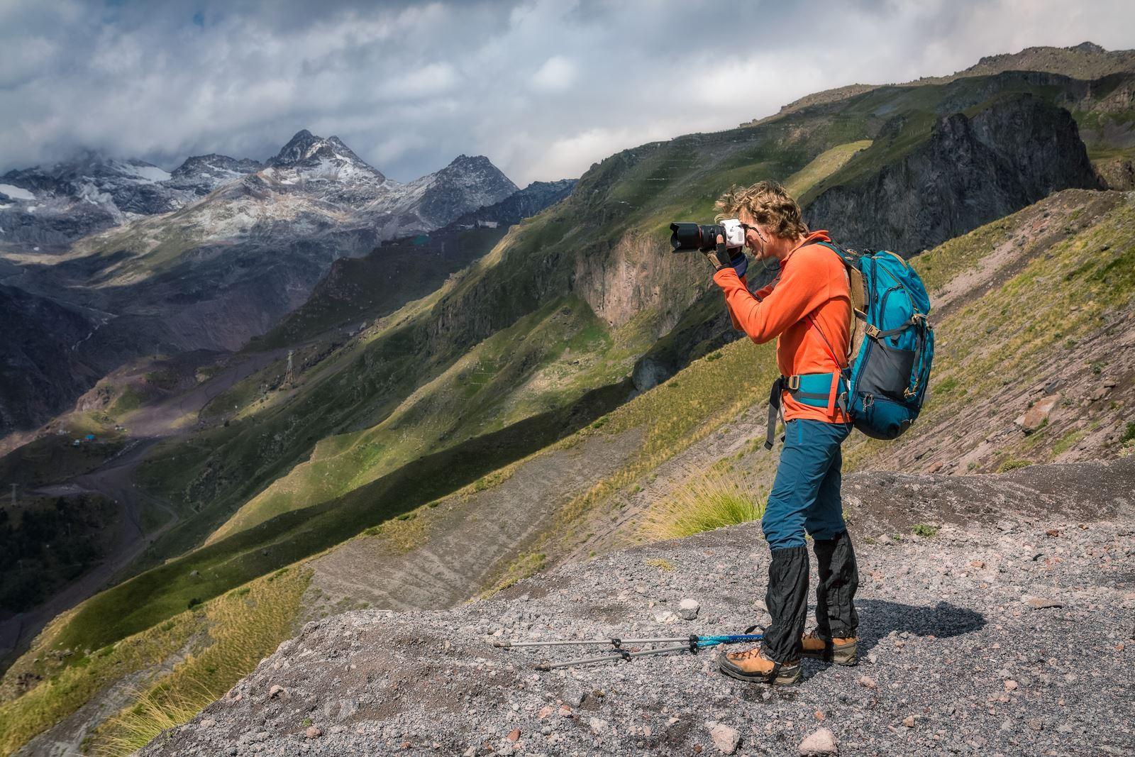 Как фотографу оформить инстаграм решение