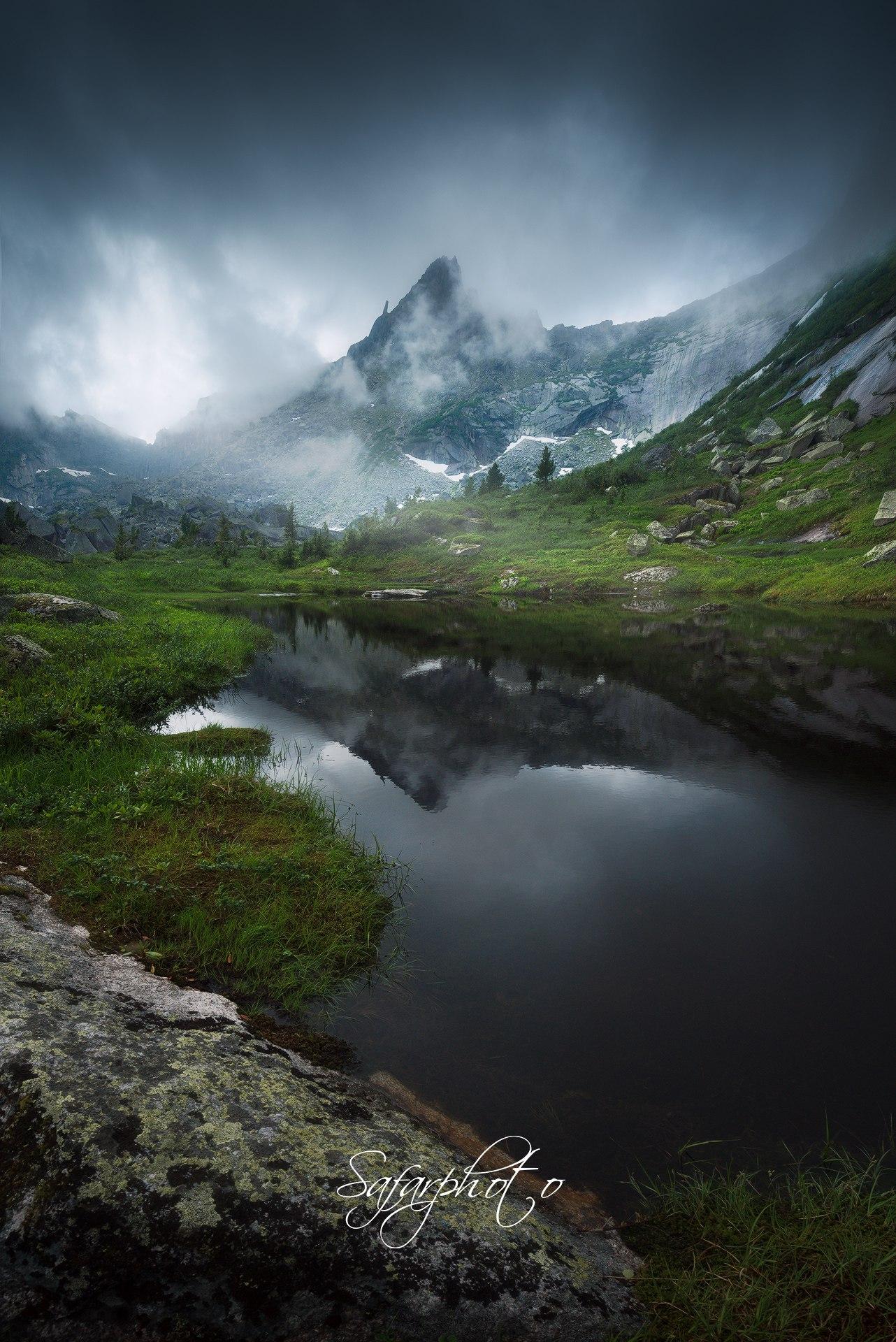 Фотографии Сафара Бахышева