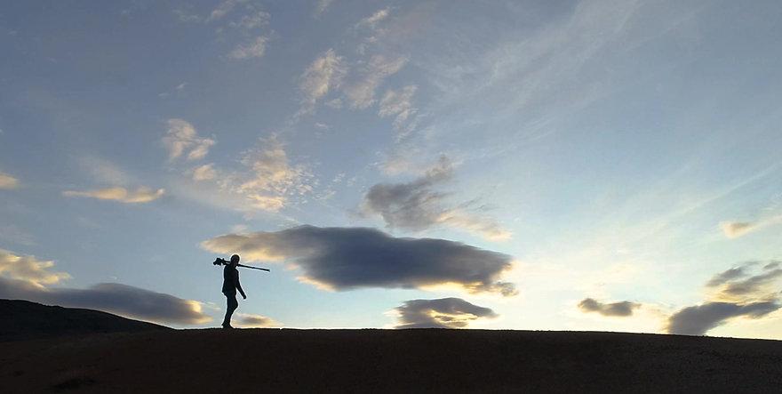 Бекстейдж фотопутешествия по осеннему Алтаю