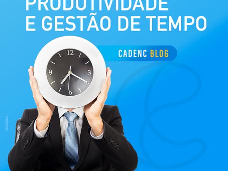Produtividade e Gestão do Tempo