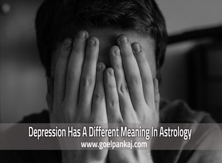 Depression Has A Different Meaning In Astrology