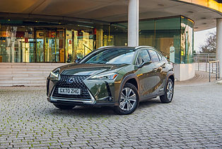 Designed for city drivers, the first electric car from Lexus ties in Japanese design with great range for a smooth driving experience