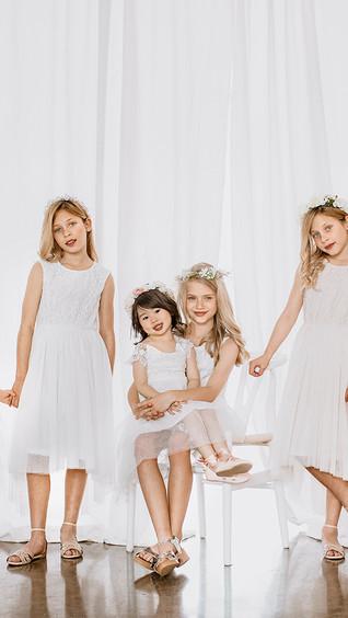 Flower Girls Dreams