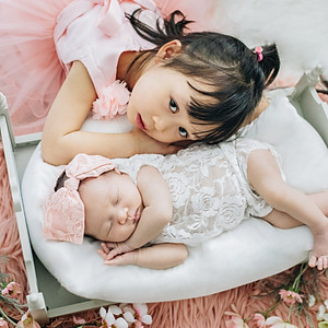 Sim Lee's newborn session