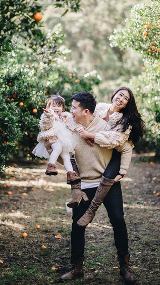 Orange You Glad We Are Family?